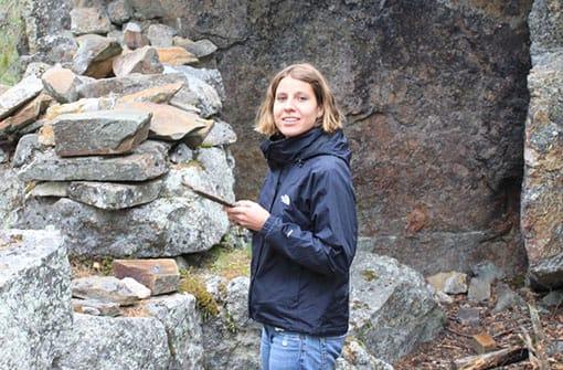 Photo of Sanna Alwmark