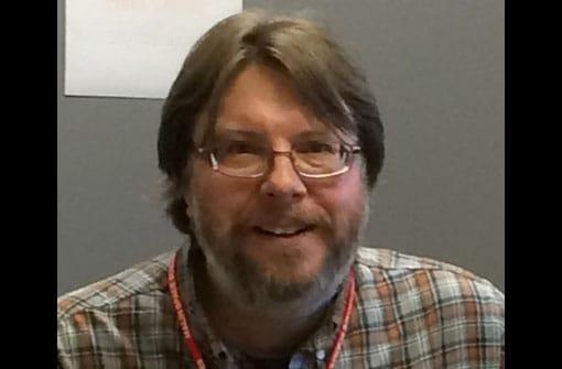 Photo of Ken Edgett