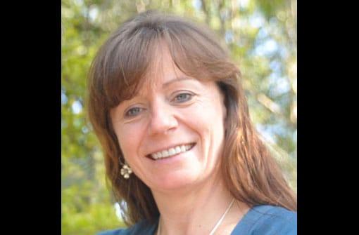 Photo of Sarah Fagents